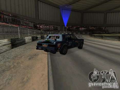 GreenWood Racer для GTA San Andreas вид сбоку