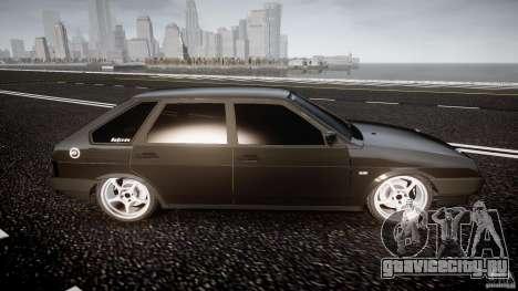 ВАЗ 2109 Lada для GTA 4 вид слева