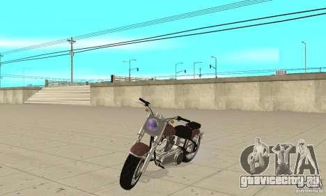 GTAIV Bobber для GTA San Andreas