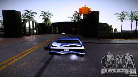 Пешеходы цепляются к авто для GTA San Andreas четвёртый скриншот