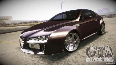 Alfa Romeo Brera Ti для GTA San Andreas вид сбоку