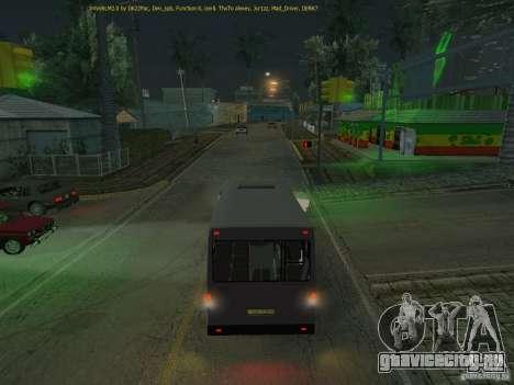 Богдан A091 IVLM для GTA San Andreas вид сбоку