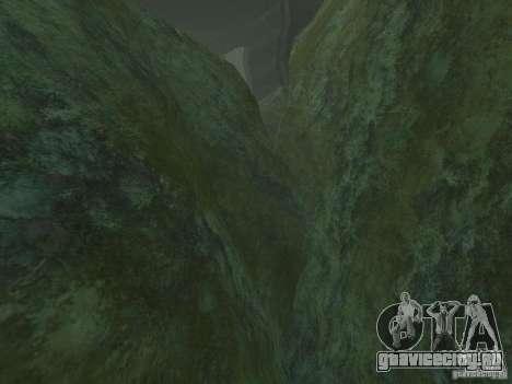 HD текстуры морского дна для GTA San Andreas второй скриншот
