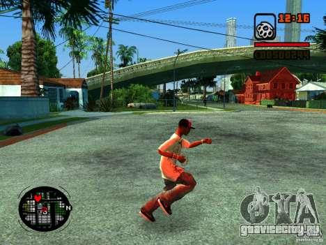 GTA IV Animation in San Andreas для GTA San Andreas седьмой скриншот