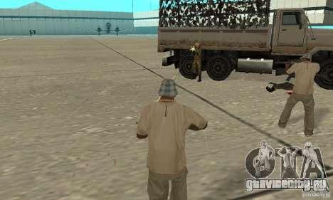 Двойник 2 для GTA San Andreas второй скриншот