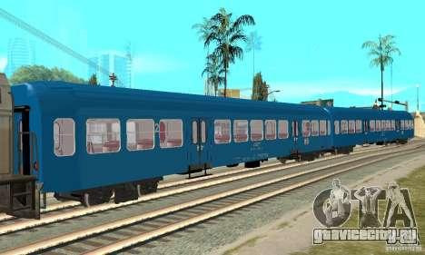 Вагон 21-47 CFR для GTA San Andreas