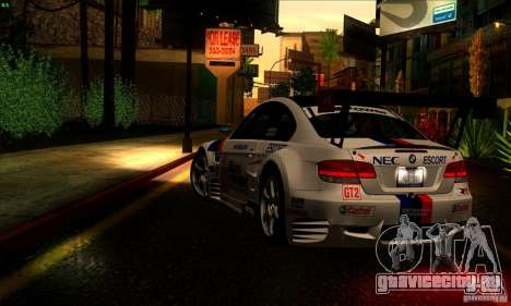 SA_gline 4.0 для GTA San Andreas шестой скриншот
