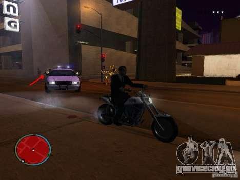 Супер - копы для GTA San Andreas