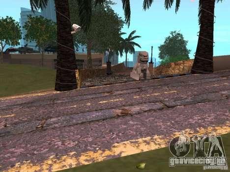 Новые дороги в Вайнвуде для GTA San Andreas третий скриншот