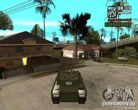 TT-140 mb для GTA San Andreas вид слева