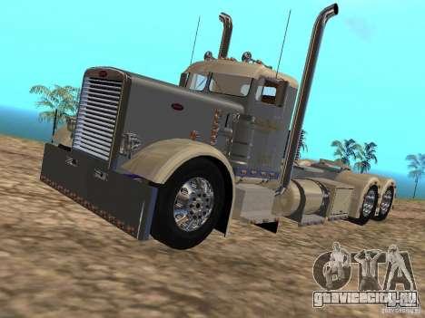 Pimped Peterbilt 381 для GTA San Andreas