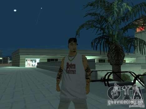 Skins Collection для GTA San Andreas шестой скриншот