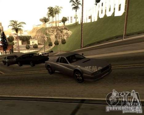 ENBSeries by Sashka911 v3 для GTA San Andreas шестой скриншот
