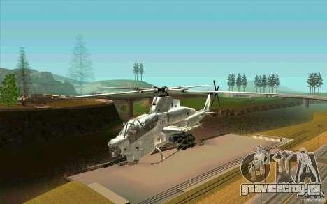AH-1Z Viper для GTA San Andreas