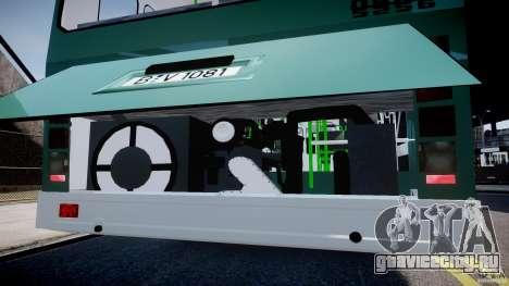 ЛиАЗ 5256 для GTA 4 вид сбоку