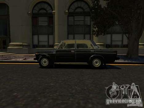 ВАЗ 2106 для GTA 4 вид слева
