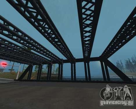 Мост в LS для GTA San Andreas третий скриншот