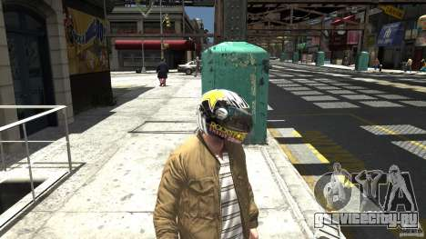 Energy Drink Helmets для GTA 4