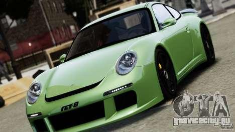 RUF RGT-8 2011 для GTA 4