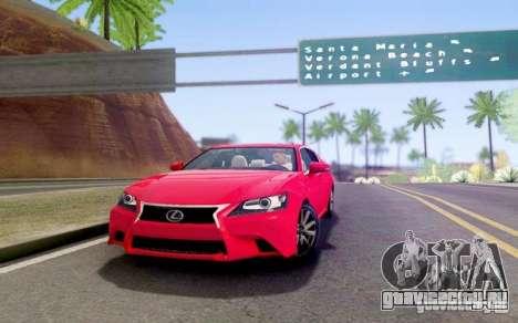 Сompelling ENBSeries для GTA San Andreas шестой скриншот
