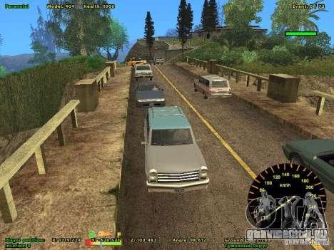 DMX для GTA San Andreas четвёртый скриншот