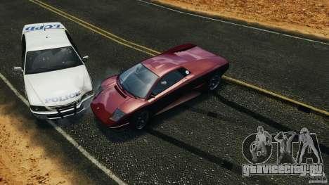 Bullet Time для GTA 4 третий скриншот