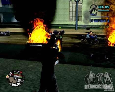 Not ENB для GTA San Andreas второй скриншот