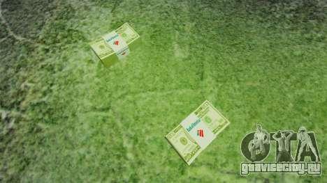 Денежные купюры США номиналом 50$ для GTA 4 второй скриншот