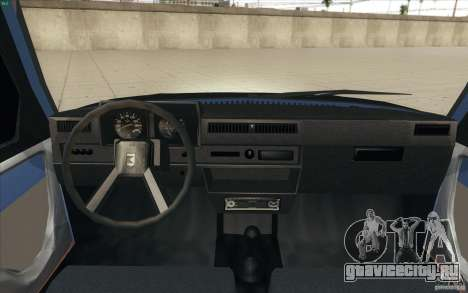ЗАЗ-1102 Таврия Tuning для GTA San Andreas вид справа
