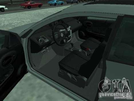 Saturn Ion Quad Coupe 2004 для GTA San Andreas вид сзади слева