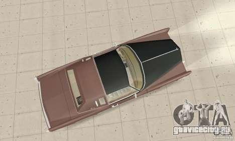 Cadillac Eldorado Biarritz 1978 для GTA San Andreas вид справа