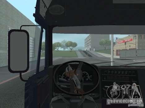Активная приборная панель v. 3.0 для GTA San Andreas шестой скриншот