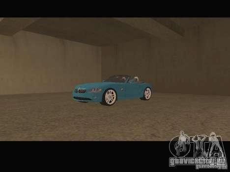Car shop для GTA San Andreas третий скриншот