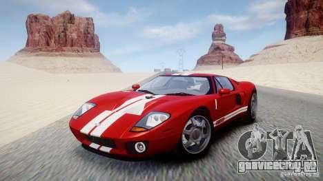 Ford Hennessey GT1000 2006 v2.0 EPM для GTA 4