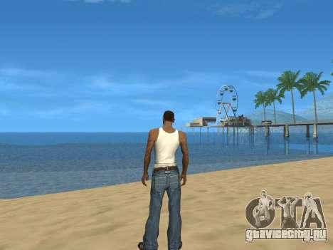 Отключение эффектов жары для GTA San Andreas третий скриншот