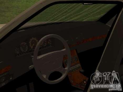 Mercedes-Benz 600SEL W140 для GTA San Andreas вид справа