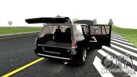 Toyota Land Cruiser 200 RESTALE для GTA 4 колёса