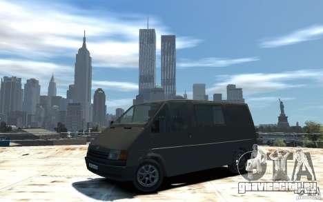 Ford Transit 1999 для GTA 4