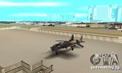 Су-47 «Беркут» Anime для GTA San Andreas