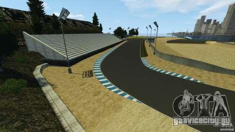 Laguna Seca [Final] [HD] для GTA 4 одинадцатый скриншот