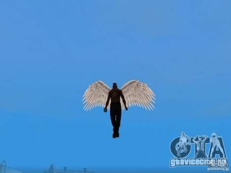 Wings для GTA San Andreas третий скриншот