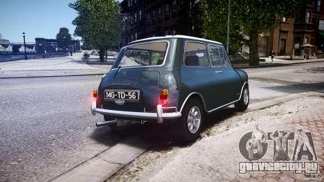 Austin Mini Cooper S v2.0 для GTA 4