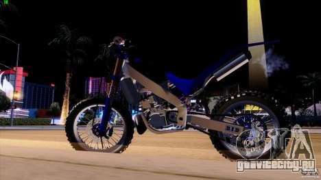 Honda CR 250 Stunt для GTA San Andreas