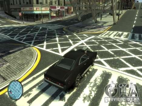 Road Textures (Pink Pavement version) для GTA 4 пятый скриншот