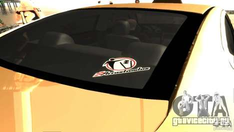 Dodge Charger SRT8 Re-Upload для GTA San Andreas вид сбоку