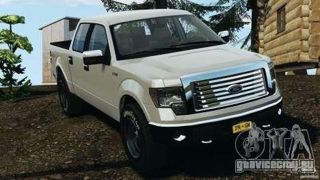 Ford F-150 v1.0 для GTA 4