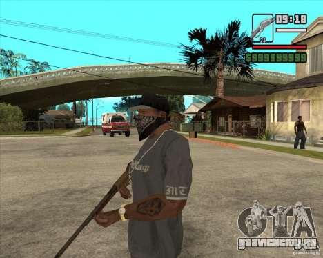 Охотничий карабин для GTA San Andreas второй скриншот