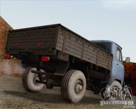 УАЗ 330364 для GTA San Andreas вид слева