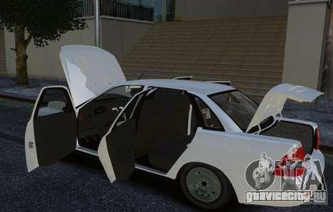 ВАЗ 2170 Lada Priora для GTA 4 двигатель