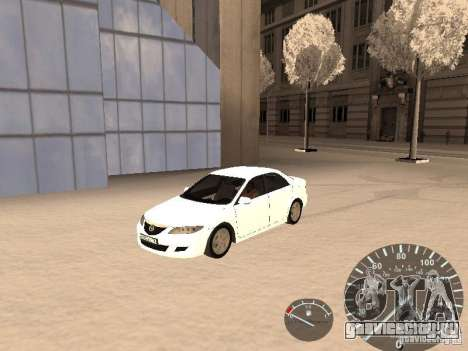 Mazda 6 2004 для GTA San Andreas